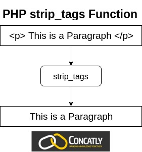 PHP strip_tags Function